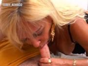 My Dirty Hobby - Amateur Milf takes a huge cock.