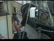 Sexo en la terraza Argentina