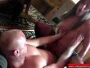 Real dutch prostitute slut gets fucked roughly