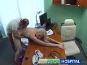 FakeHospital Skinny babe needs medicinal cock