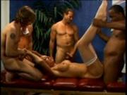 Vanessa knows her way around a cock