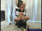 Sybian machine sex orgasm