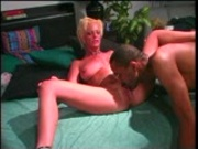 The bigest cock she has ever fucked