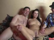 Dutch hooker pussy licked by sex trip guy