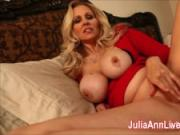 Busty Stepmom Wants You to Jerk Off for Her!