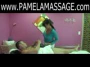 HEALTHY Reach OF MASSEUSE