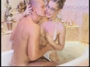 Vacation sex in hotel bath pt 1/4