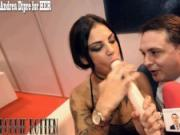 Bonnie Rotten squirts on Andrea Dipre!!!