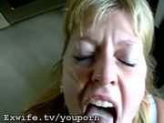 Ex Wife Revenge cumshot videos