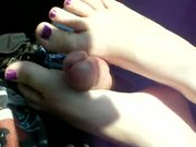 driving foot play