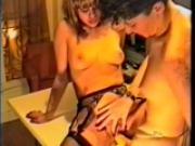 Lesbian Couple Fuck With a Stap On - Telsev