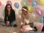 Sex game truth or dare with naughty girls