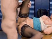 Brazzers - Boss Monique Alexander improves the work environment