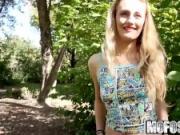 Mofos -Slim HungarianTakes Fat Dick starring Linda Leclair