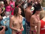 NAKED POOL SLUTS KEY WEST Insane Final Round