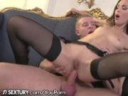Lilu Moon Riding his Thick Dick with Tight Asshole