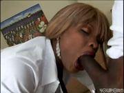 Brandy Cox loves her cocks in both holes Pt 2/3
