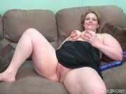 BBW Rebecca masturbates for us - Mavenhouse