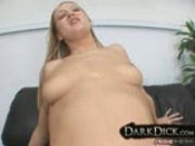 Jordan Styles Black Cock Facial Interracial