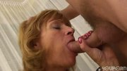 Hot mom can't resist her son's friend