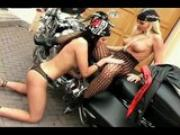 Motor Bike Babes - Captain Willy