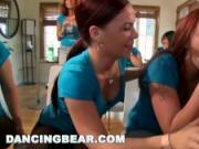 DANCINGBEAR - Ashley's CFNM Bachlorette Party