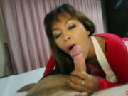 Asian Sex Diary - Filipina eats white tourists ass and gets hers fucked