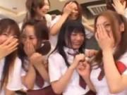 Beautiful Japanese Schoolgirls exploring on asianbabegirl.us.mp4