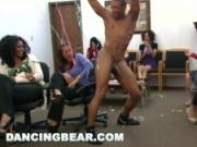 DANCINGBEAR - CFNM Office Party Cock Blowout db9442