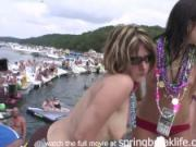 water nymphs real naked girls party cove daytime