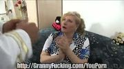 Hot BBW granny