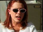 Redheaded named Dyn-a-mite is truly dyn-o-mite !!!!