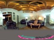 VRHush - Aubrey Gives You the Gold 360 VR Experience