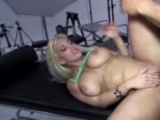 ChicasLoca - Blondie Fesser Big Tits Sexy Argentinian Exhibitionist Sucks And Fucks Big Cock