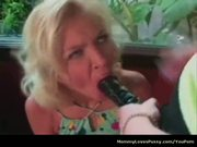MILF has a big cock