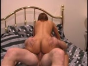 Her pussy is the box his cock cums in