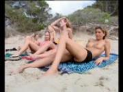 Really hot chicks in the really hot sun - Julia Reaves