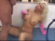 Miss blonde bombshell 2009 [CLIP]