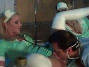 Nurses in latex