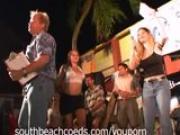 Rum Runners Wet T-Shirt Contest Part 1