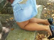 Outdoor Stiletto High Heels Pumps
