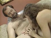 great blownjob for old man before fucking girl