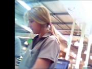 Visible Panty Line cashier