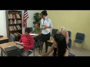 A Milf Teacher In Wet Tutoring Session SM65