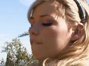 Nicole Rays first anal scene