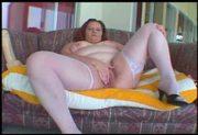 BBW Adrienne anal From CDM