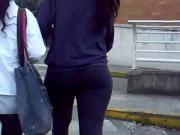RICA MAMI EN SPANDEX