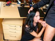 BUMS BUERO - German secretary banged by her boss