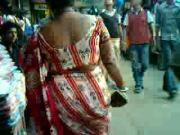 Amazing desi aunt walk 3