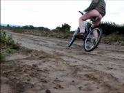 bike dildo